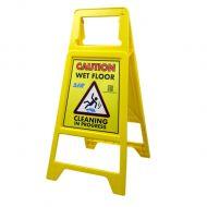 Safe Guard Non-Tip Safety Sign