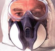 Organic Vapour/Inorganic and Acid Gas Particulate Respirator