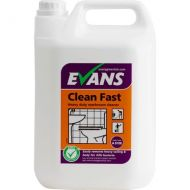 Clean Fast - Washroom Cleaner/Descaler