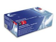 Stretch Powder Free Nitrile Examination Gloves