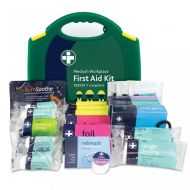 Workplace First Aid Kit, Medium - BS8599