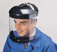 Visor, Full Face, with browguard M510