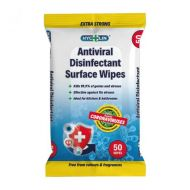 Anti Viral Disinfectant Wipes