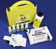 Bio Hazard Kit - 5 Applications