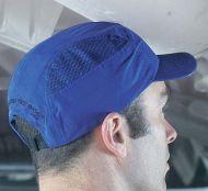 Bump Cap, Short Peak-Navy Blue