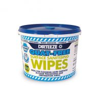Dirteeze Anti Bac Surface Wipes
