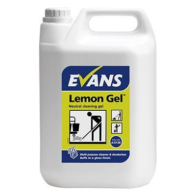 Lemon Gel, Floor Maintainer