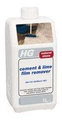 Natural Stone Cement and Lime Film Remover