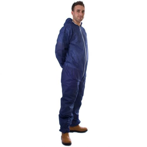 Supertex® Plus Coverall, Type 6/5 with Hood