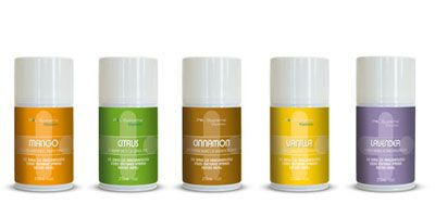 Time Mist Refills - Fruits & Flavours